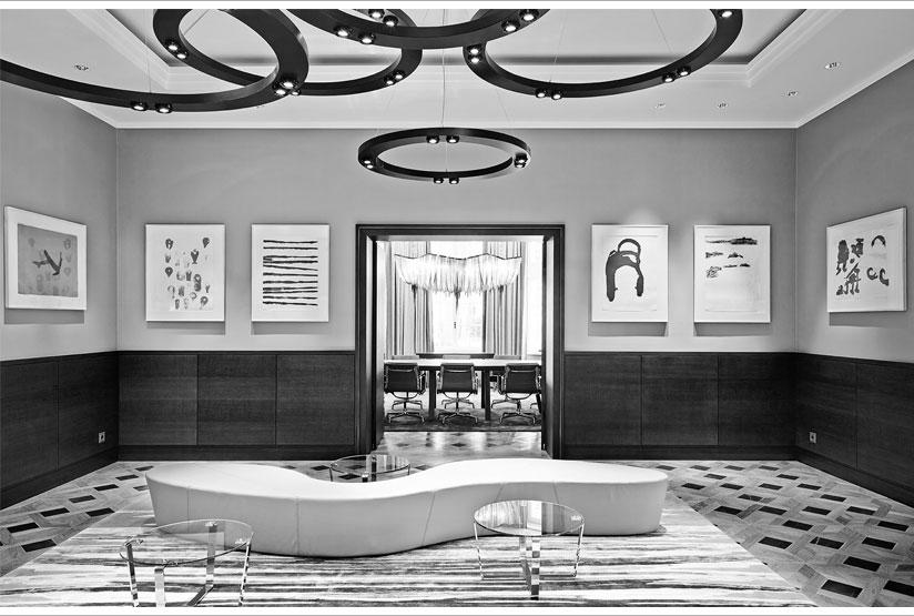 Jan Wichers Interior Design Projects